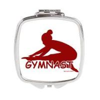 Gymnastics Necklaces, Earrings, Mirrors, Keychains