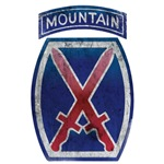 10th Mountain Division - Climb to Glory - Vintage