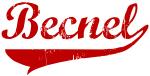 Becnel (red vintage)