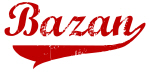 Bazan (red vintage)