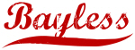 Bayless (red vintage)
