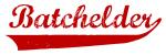 Batchelder (red vintage)