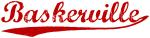 Baskerville (red vintage)