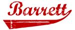 Barrett (red vintage)