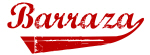 Barraza (red vintage)