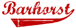 Barhorst (red vintage)