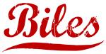 Biles (red vintage)