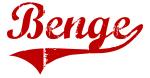 Benge (red vintage)