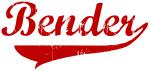 Bender (red vintage)