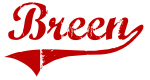 Breen (red vintage)