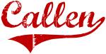 Callen (red vintage)