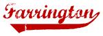 Farrington (red vintage)