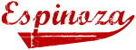 Espinoza (red vintage)