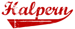 Halpern (red vintage)