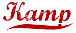 Kamp (red vintage)