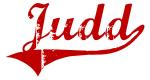Judd (red vintage)