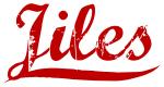 Jiles (red vintage)