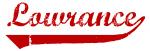 Lowrance (red vintage)