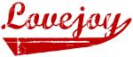 Lovejoy (red vintage)
