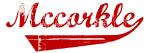 Mccorkle (red vintage)