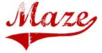 Maze (red vintage)