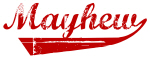 Mayhew (red vintage)