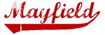 Mayfield (red vintage)
