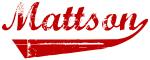 Mattson (red vintage)