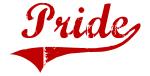 Pride (red vintage)