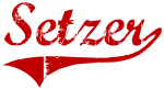 Setzer (red vintage)