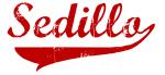 Sedillo (red vintage)