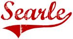 Searle (red vintage)