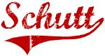 Schutt (red vintage)
