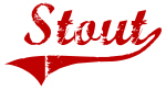 Stout (red vintage)