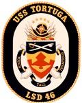 USS Tortuga LSD-46 Navy Ship