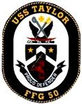 USS Taylor FFG-50 Navy Ship