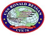 USS Ronald Regan CVN-76 Navy Ship