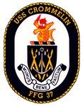 USS Crommelin FFG-37 Navy Ship