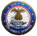 USS John C. Stennis CVN 74 USS Navy Ship
