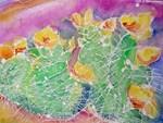 Cactus, southwest, art,