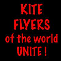 KITE FLYERS OF THE WORLD UNITE T-SHIRTS & GIFTS