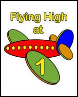 1st BIRTHDAY T-SHIRTS AIRPLANE