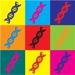 Genetics Pop Art