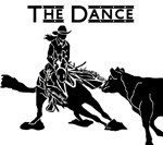 The Dance- Cutting Horse & Cowgirl