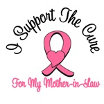 I Support The Cure For My Mother-in-Law T-Shirts