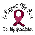 I Support The Cure Myeloma (Grandfather) T-Shirts