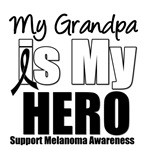 Melanoma Hero (Grandpa) T-Shirts & Gifts