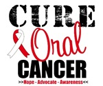 Cure Oral Cancer T-Shirts & Gifts