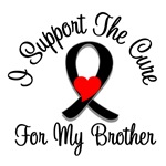 I Support The Cure Melanoma Brother Shirts & Gifts