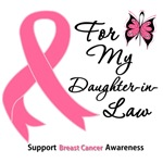 Breast Cancer Daughter-in-Law Shirts & Gifts